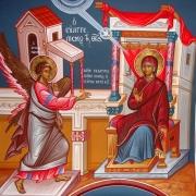 Ο Ευαγγελισμός της Υπεραγίας Θεοτόκου (25 Μαρτίου)